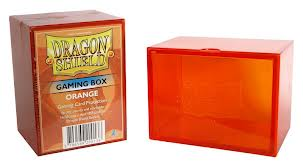 Dragon Shield Gaming Box - Orange