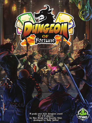 Dungeon Roll Dungeon of Fortune