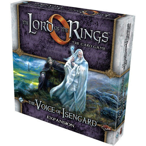 Lord of the Rings LCG Voice of Isengard