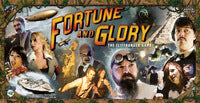 Fortune and Glory Cliffhanger Game