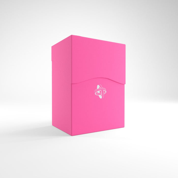 Gamegenic Deck Holder 80+ Pink Deck Box