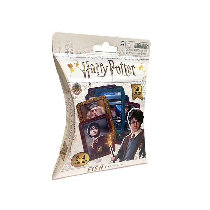 Harry Potter Fish Card Game
