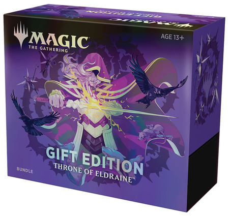 Magic Throne of Eldraine Gift Bundle