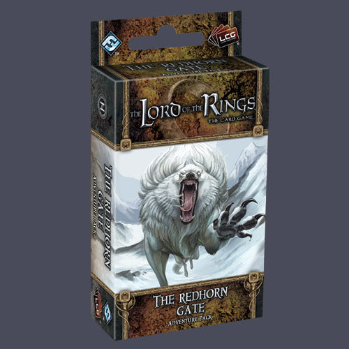 Lord of the Rings LCG Redhorn Gate
