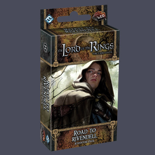 Lord of the Rings LCG Road to Rivendell
