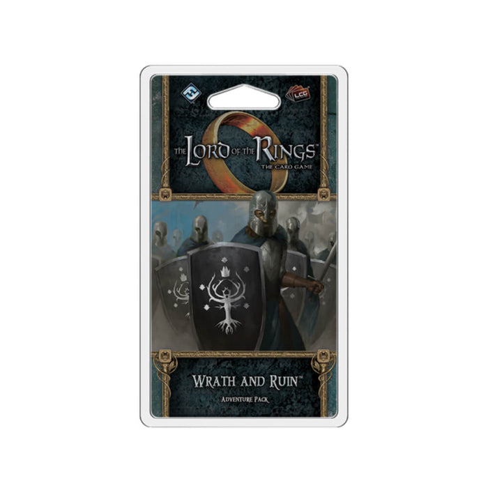 Lord of the Rings LCG Wrath and Ruin