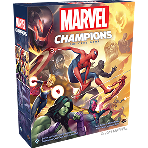 Marvel Champions The Card Game Core Set LCG