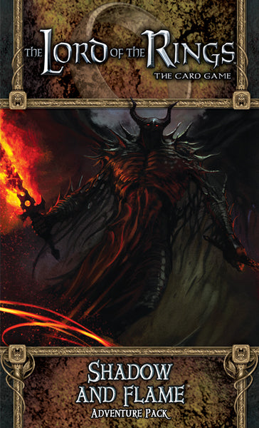 Lord of the Rings LCG Shadow and Flame