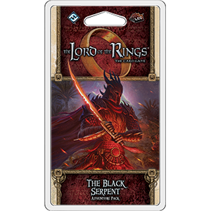 Lord of the Rings LCG The Black Serpent