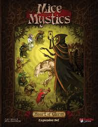 Mice and Mystics The Heart of Glorm