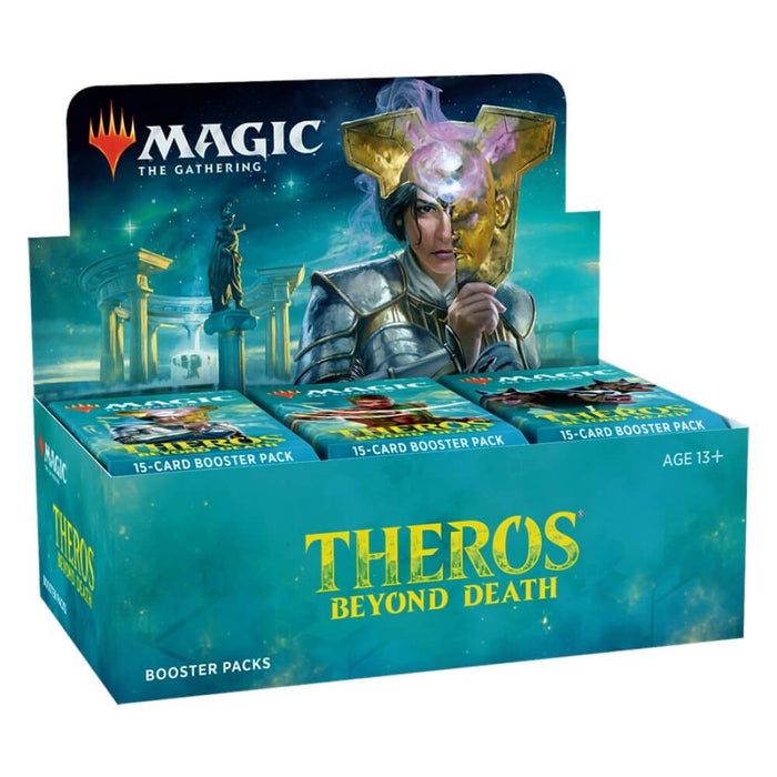 Magic Theros Beyond Death Draft Booster Display