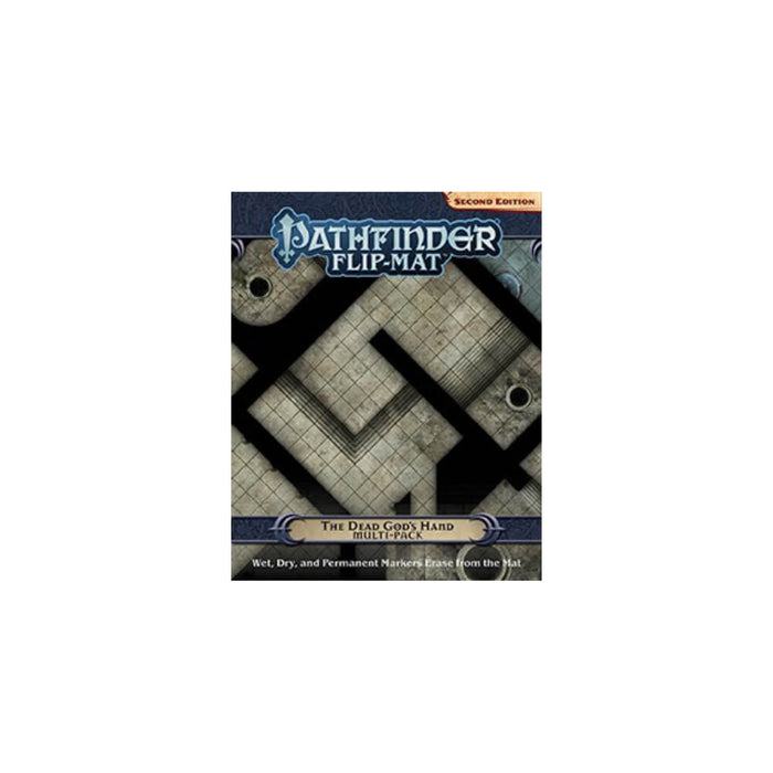 Pathfinder Accessories Flip Mat The Dead Gods Hand Multi-Pack