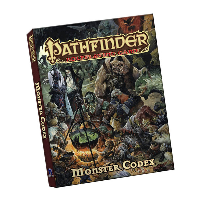 Pathfinder First Edition Monster Codex Pocket Edition