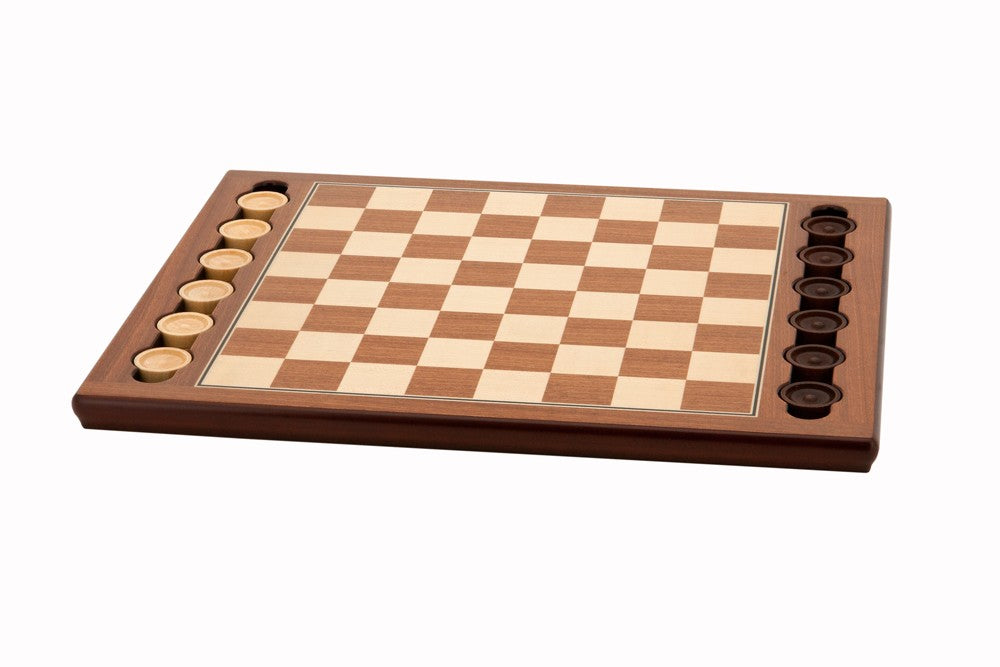 Dal Rossi Checkers Wooden