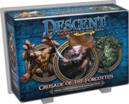 Descent Crusade of the Forgotten Hero & Monster Collection
