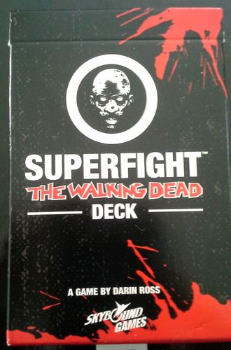 Superfight TWD Deck