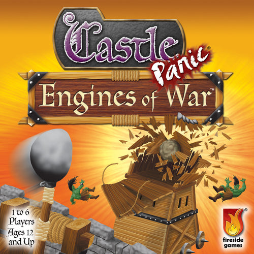 Castle Panic Engines of War