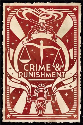Firefly Crime & Punishment Expansion