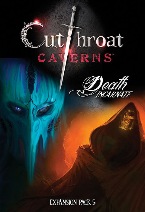 Cutthroat Caverns Death Incarnate