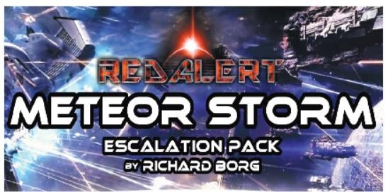 Red Alert Meteor Storm Escalation Pack
