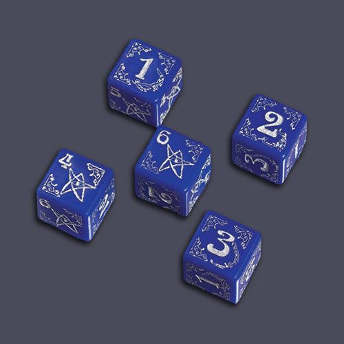 Arkham Horror Blessed Dice