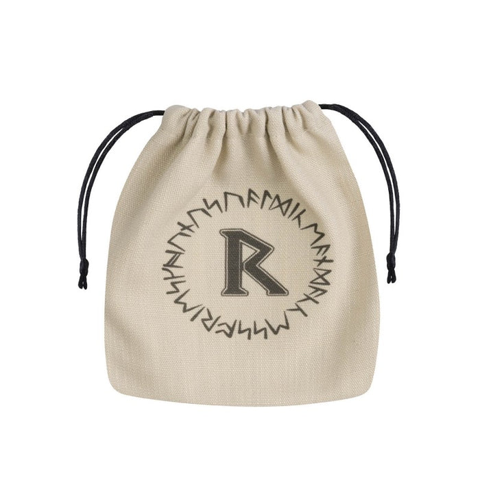 Q Workshop Runic Dice Bag
