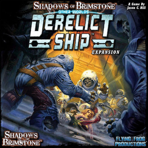 Shadows of Brimstone Derelict Ship