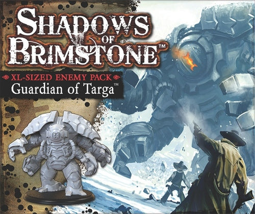 Shadows of Brimstone Guardian of Targa