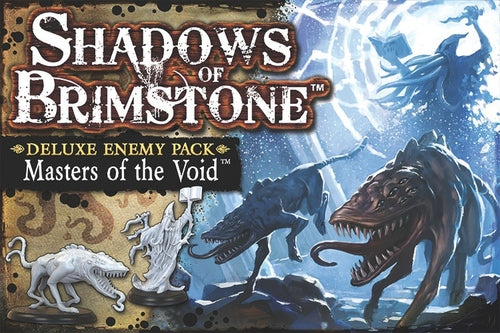 Shadows of Brimstone Masters of the Void