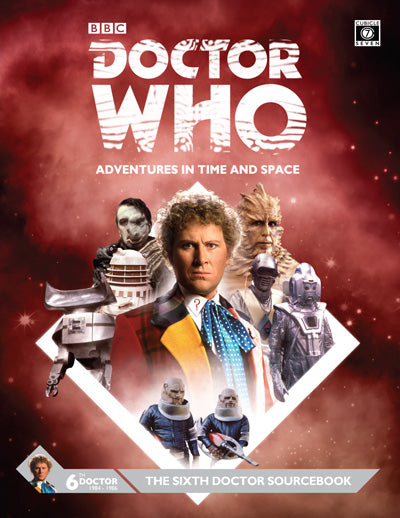 Doctor Who The Sixth Doctor