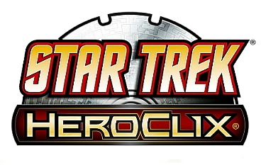 Star Trek HeroClix Away Team The Original Series Booster BRICK