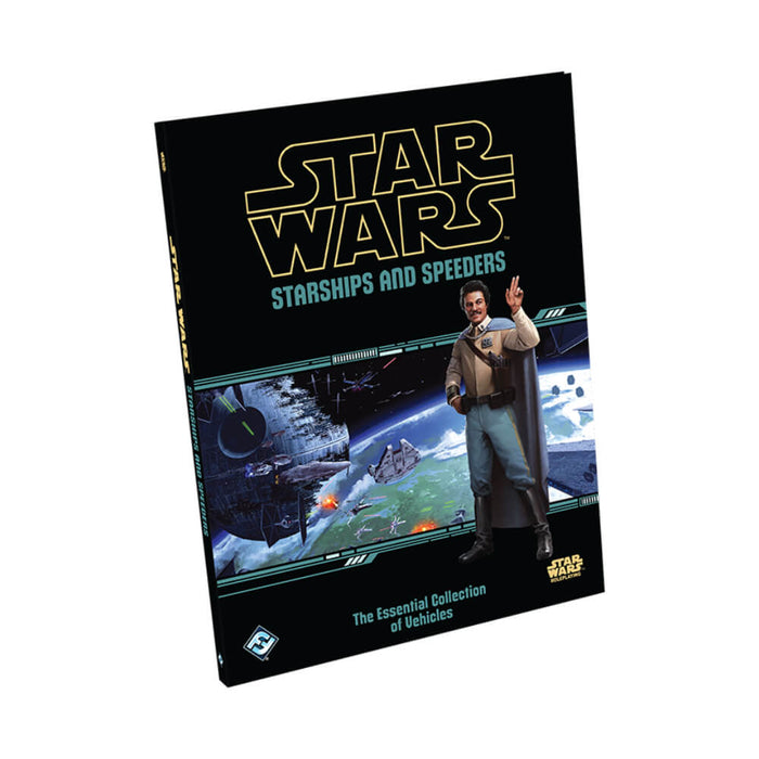 Star Wars Roleplaying Game Starships and Speeders