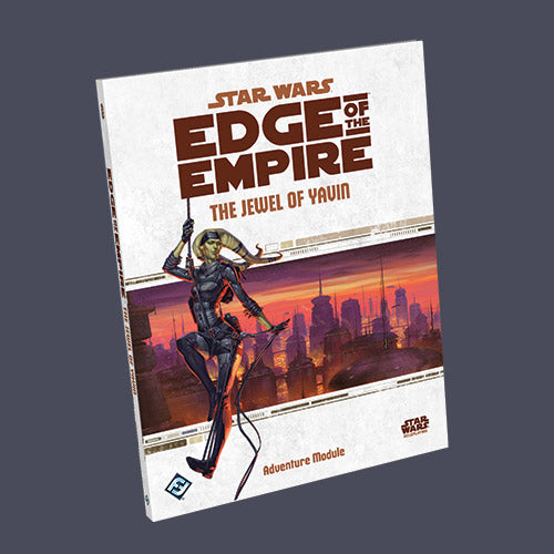 Star Wars Edge of the Empire RPG The Jewel of Yavin