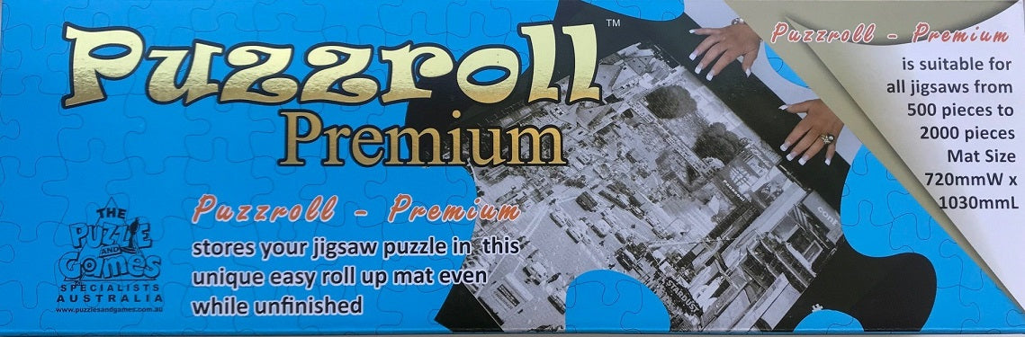 Jigsaw Puzzroll Premium Jigsaw Storage Roll for 500-2000 piece
