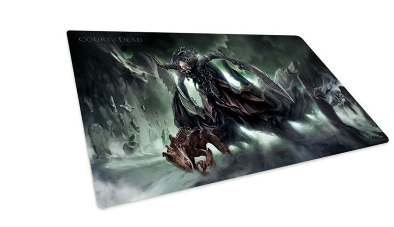 Ultimate Guard Court of the Dead Deaths Executioner 61x35cm Play Mat