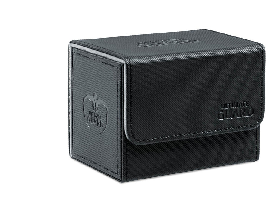 Ultimate Guard Sidewinder 80+ Standard Size Black Deck Box