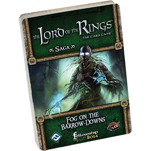 Lord of the Rings LCG Fog on the Barrow-downs