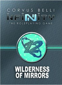 Infinity RPG Wilderness of Mirrors Deck