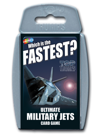 Top Trumps: Military Jets