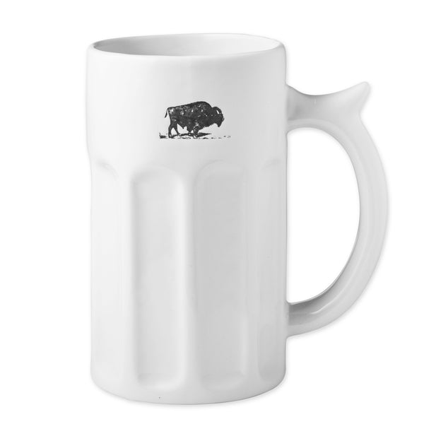 Bison Beer Stein (Pack of 4)