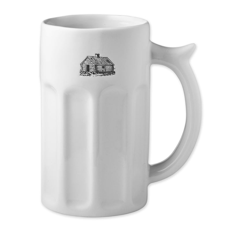 Cabin Beer Stein (Pack of 4)
