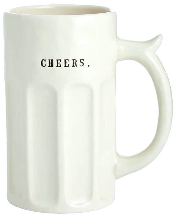 Cheers Beer Stein (Pack of 4)