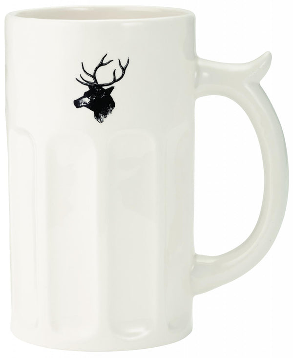 Stag Beer Stein (Pack of 4)