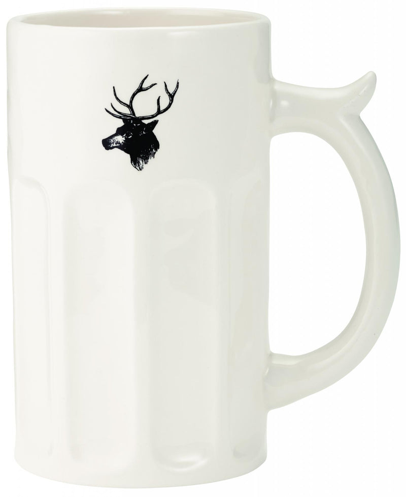 Stag Beer Stein (Set of 4)