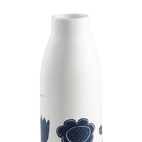 Indigo Dreams Vase, Large