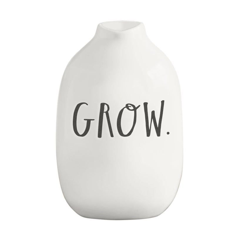 Stem Print GROW Vase, Small