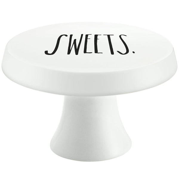 Stem Print SWEETS Cake Stand