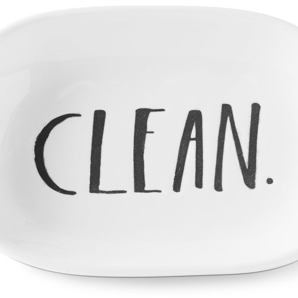 Stem Print CLEAN Soap Dish