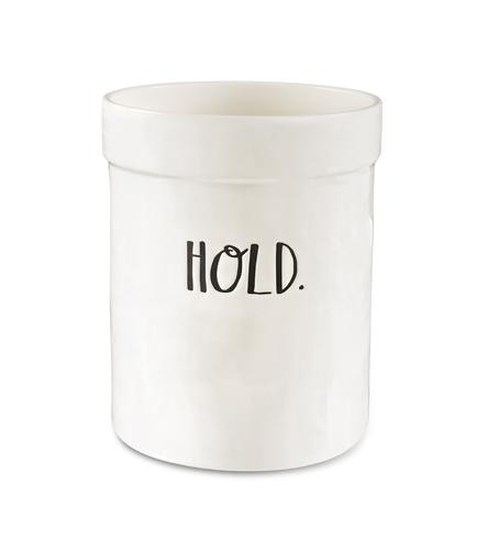 Stem Print HOLD Utensil Crock