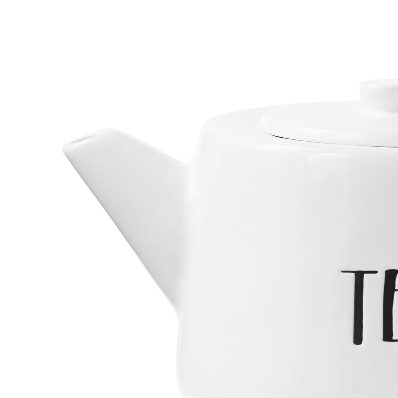 Stem Print TEA Teapot